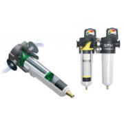 Compressed air filters Deltech